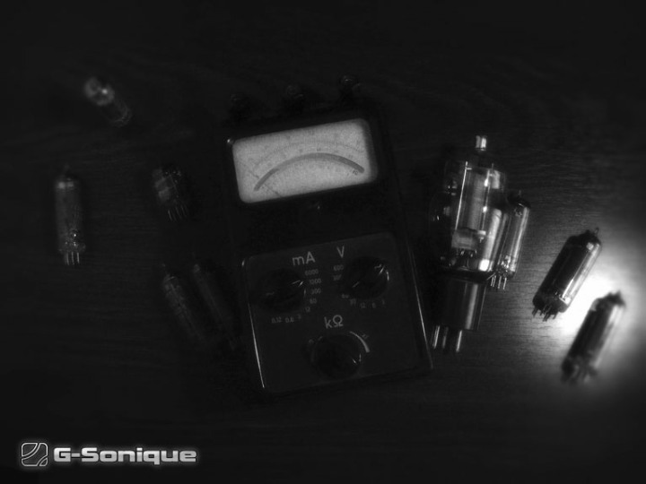 Pultronic EQ-110P, vintage vacuum tube equalizer VST effect