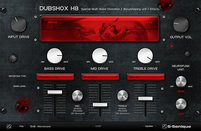 G-Sonique - Creative/DJ effects VST