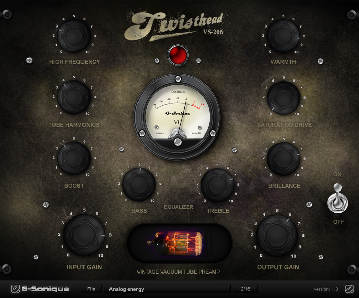 Pultronic Tube Eq Free Vst